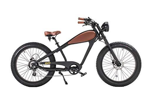 REVIBIKES Cheetah 48V 750W Bafang Vintage Electric Bike