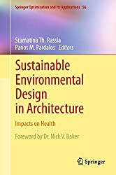 Sustainable Environmental Design in Architecture: Impacts on Health (Springer Optimization and Its Applications)