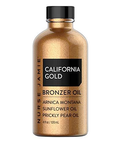 Nurse Jamie California Gold Bronzer Oil