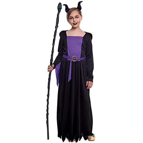 Disfraz Reina Maléfica Niña (3-4 años) Halloween (+ Tallas)