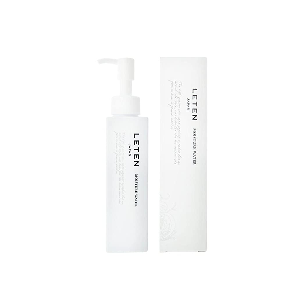 拡張拘束摩擦レテン (LETEN) モイスチャーウォーター 150ml 化粧水 敏感肌