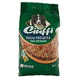 Pasta Precotta con Verdure - Cibo per Cani