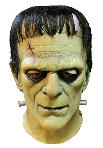 Frankenstein Mask Universal Studios Standard Green