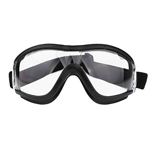 Kinderbrille Outdoor-Fahrradbrille Antibeschlag Sandfest Sandbeständig Staubdicht Wasserdicht Winddicht Windschutzscheiben Brille Für Kinder, die Wasserschlachten Spielen