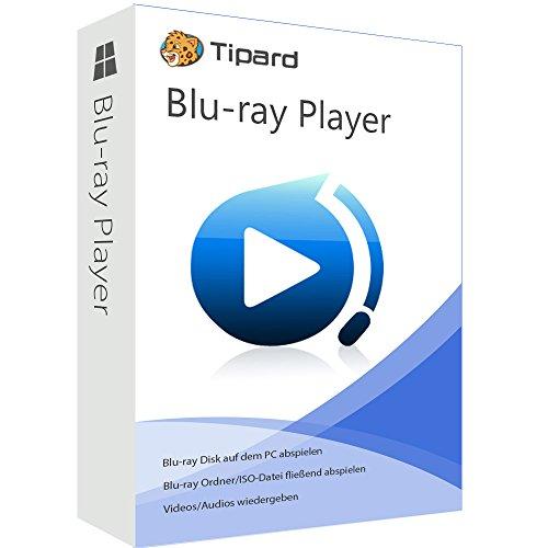 Tipard -  Blu-Ray Player Win