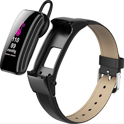 Montre Intelligente de Remise en Forme Haut de Gamme Bluetooth Appel fréquence Cardiaque Pression artérielle oxygène sanguin Multi-Fonction Pleine Voix Bracelet de Sport
