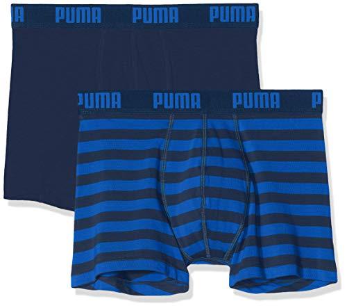 PUMA heren zwembroek Puma Stripe 1515 Boxer 2p
