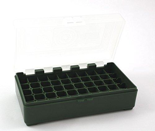Fritzmann Caja de munición de plástico para 50 cartuchos .223