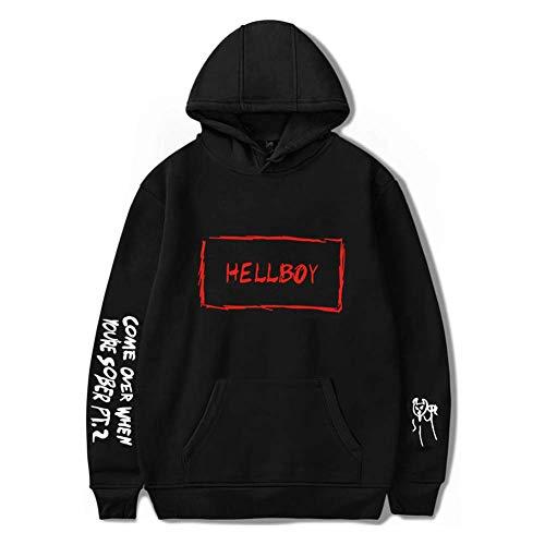 Mens Print Sweatshirt Hoodies