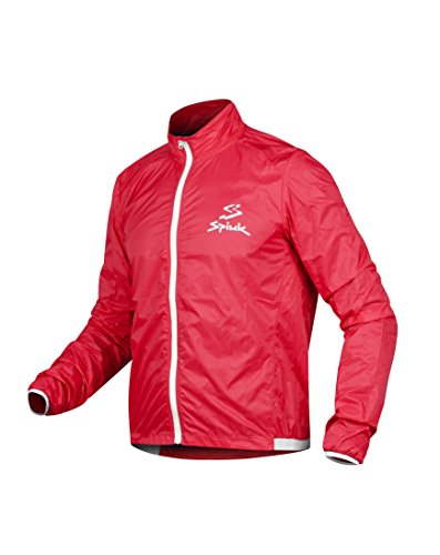 Spiuk Anatomic - Windscreen for Men, Color Red, Size M
