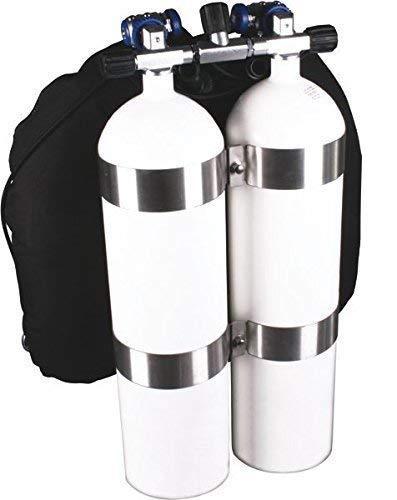 EZ/BtS Tauchflaschen12L DIR Style mit konkav Boden