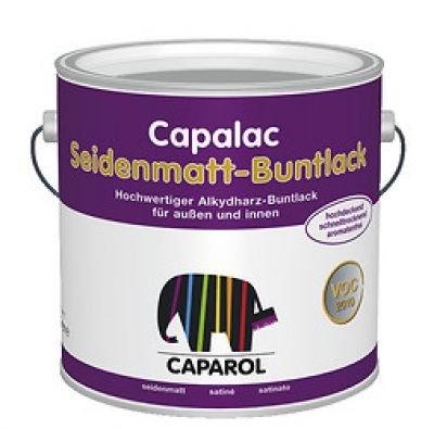 Caparol Capalac Seidenmatt Buntlack 375ml Weiß