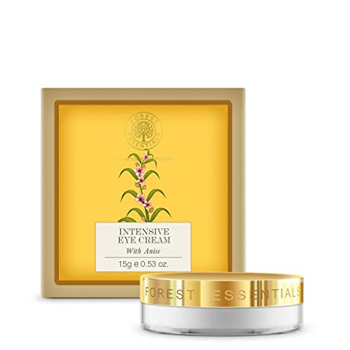Forest Essentials Intensive Eye Cream with Anise - 15gm