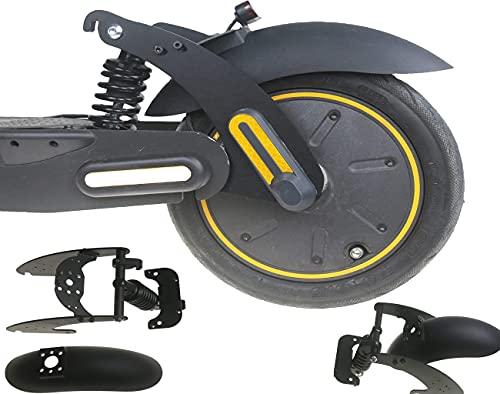 HYGJ TMOM Ammortizzatore Sospensione Posteriore per Segway-Ninebot Max G30 Monopattino Elettrico Kit Ammortizzatore Posteriore con Parafango Posteriore