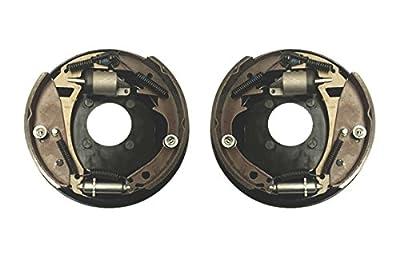 """Southwest Wheel 10"""" Hydraulic Free-Backing Trailer Brakes"""