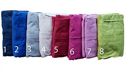 M&O Accappatoio Microfibra Leggero Cappuccio 2 Tasche Cintura Unisex Ciabatte Infradito in Omaggio 8 Colori 4 Taglie Ideale per Viaggi Sport