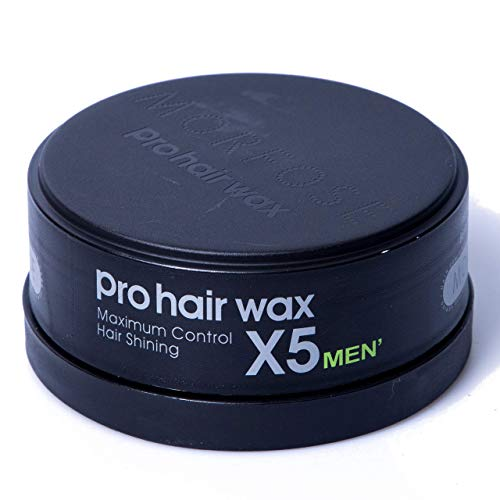 Morfose Pro Men' Prohair Wax x5 - Max / 5.1 oz