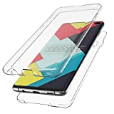 Urcover® Rundum 360° Schutzhülle kompatibel mit Samsung