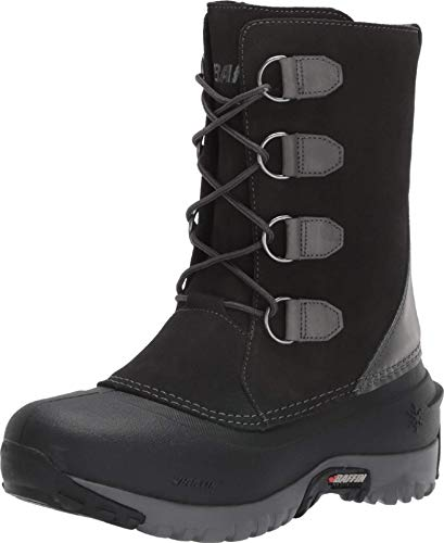 Baffin Women's Kylie Boot (Charcoal, 8)