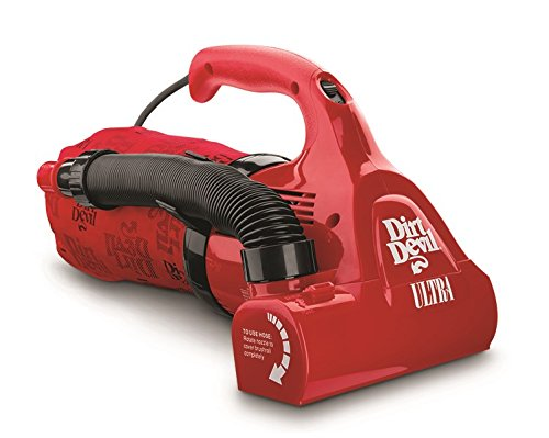 Dirt Devil Hand Vacuum Cleaner Ultra Corded Bagged Handheld Vacuum...