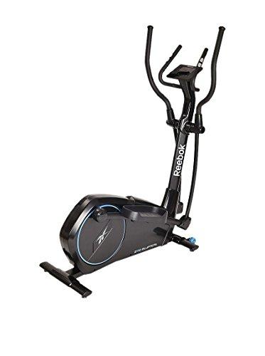 Reebok ZR10 - Bicicleta Elíptica Zr10 Elliptical - Black/Blue ✅