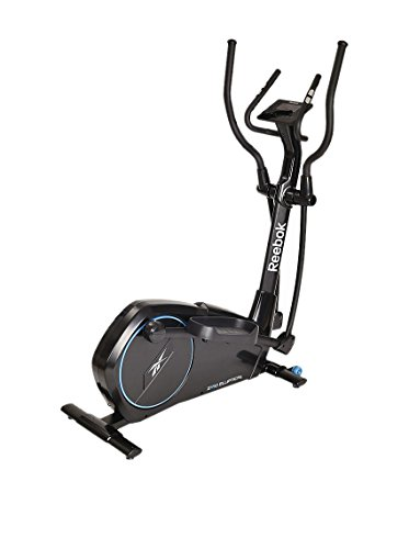 Reebok ZR10 - Bicicleta Elíptica Zr10 Elliptical - Black/Blue