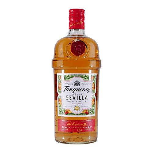 Tanqueray Flor de Sevilla - Ginebra, 1000 ml
