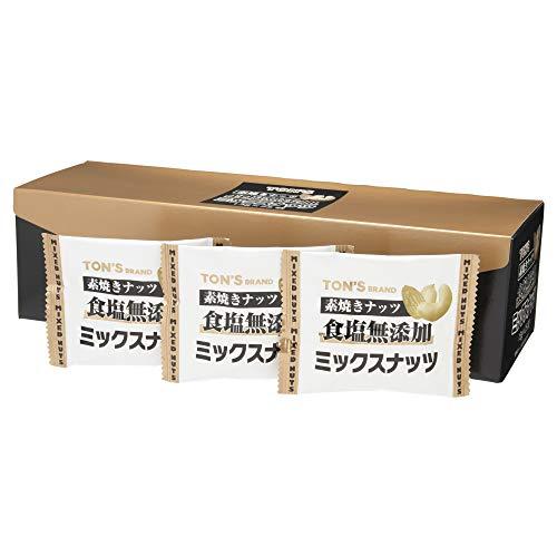 TONS 素焼きナッツ 食塩無添加ミックスナッツ 325g 25コ入り
