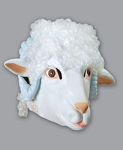Luxus Schafs-Maske