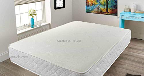 Mattress-Haven Mattress Miracoil Orthopaedic Support Ortho For Single, Small Double, Double, King Size or Super King Sized Beds6FT - Superking Mattress
