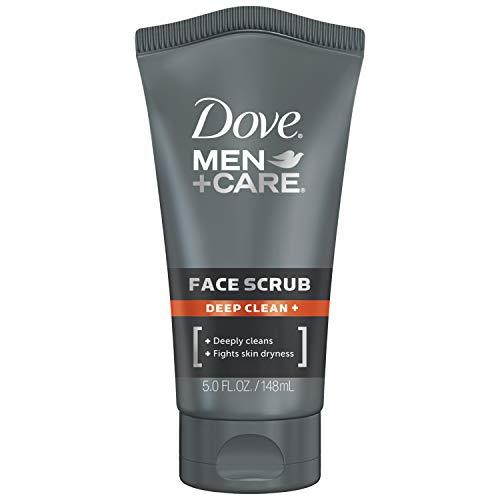 Dove Men+Care Face Scrub, Deep Clean Plus 5 oz