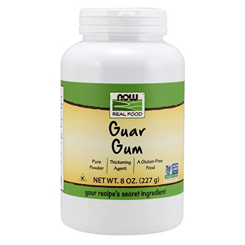 Now Foods Goma guar, polvo 100% puro 230 g