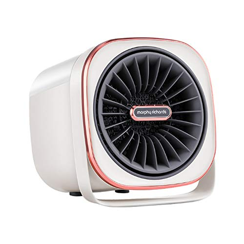 ZTBGY radiator, compact, eenvoudig op te slaan bevochtigingsfunctie, warm koud, met drie snelheden, toerentalregeling, lage decibel naar huis, reist wintercadeau