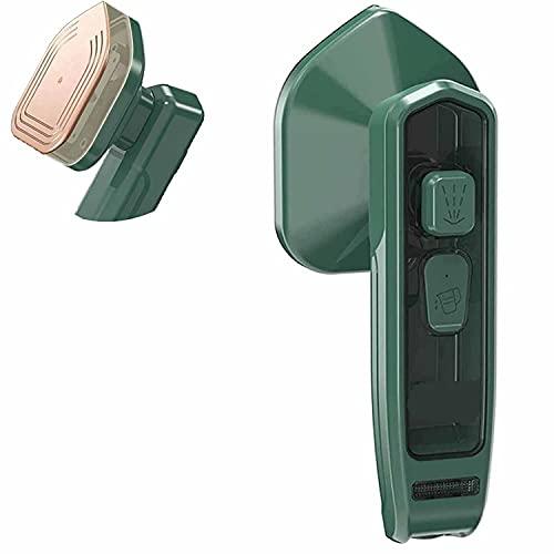 2021 nueva micro plancha de vapor profesional, Mini planchadora inalámbrica portátil, Plancha de vapor de mano para el hogar, vapor ligero plegable, para el hogar y los viajes