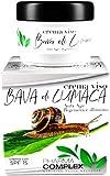 Crema Viso Donna Bava Di Lumaca Ml 50 Made In Italy Antirughe Antiage Trattamento Rigenerante Idratante Giorno Notte Cosmetici Bellezza Idea Regalo Creme Antieta