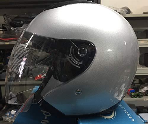 Casco Jet Vemar (Silver) TG.S