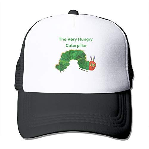 【10%OFF】空腹のかわいい青虫野球帽無地紫外線対策スポーツ帽子速乾軽薄日除けUVカット男女兼用日よけ登山釣りゴルフ運転アウトドアなどにメッシュ帽可55-60cm