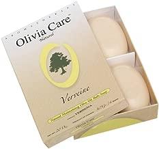 Olivia Care Hard Top Gift Box of 4 Soaps, Verbena, 20-Ounce Boxes