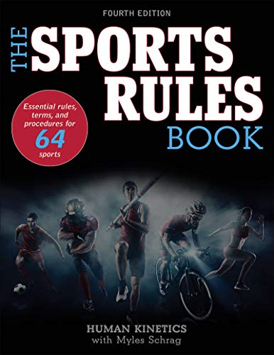 The Sport Rules Book, 4th Edition
