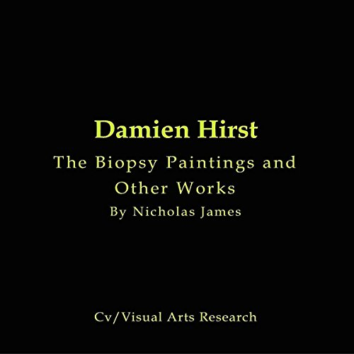 Damien Hirst audiobook cover art