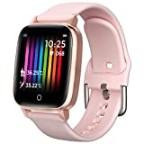 Fitness Tracker Blood Pressure Heart Rate Monitor Smart Watch Activity Tracker Pedometer Sleep Monitor