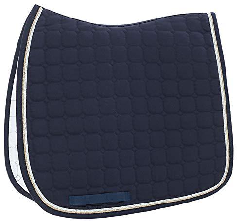 IW Isabell Werth Schabracke Dressurs Modell Gigolo Farbe Marine- hellblau