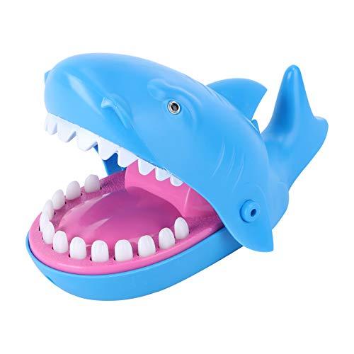 TOYANDONA Requin Bouche Doigt Mordre Jouet en Plastique Requin Bouche Dentiste Mordre Doigt Dentiste Jeux Jouets Drôles Enfants Enfants Cadeau