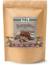 Biojoy Nueces de Brasil crudas Ecologicas, sin sal y naturales (1 kg)