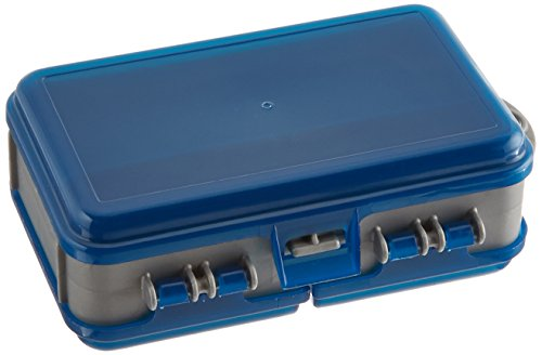 Plano Small 2 Sided Tackle Box, Premium Tackle Storage, Multi, One Size (171301)