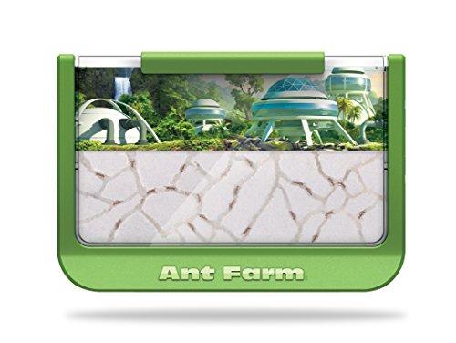 Uncle Milton Ant Farm Antopia Rainforest Ant Habitat - Observe Live Ants - Nature Learning Toy, Green (0041)