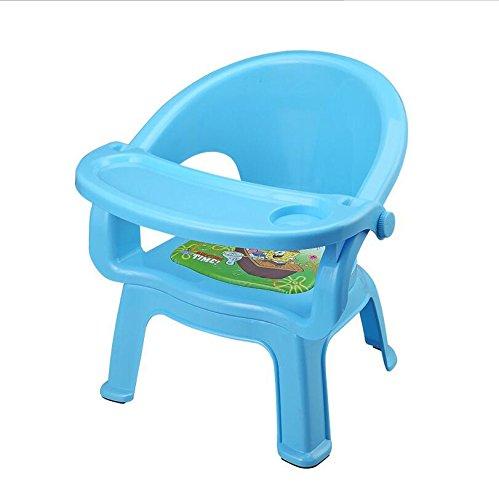 Sedia da Pranzo per Bambini con Tavolo Estraibile Tavolo per Bambini Che Mangia Sedia per Bambini può Essere Chiamato Sgabello in Plastica Morbida