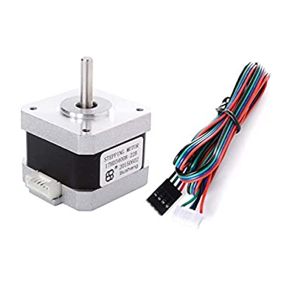 Nema 17 Stepper Motor 2 Phase 4-Wire 1.8 degree Stepper motor For 3D Printer (42 x 42 x 34mm)