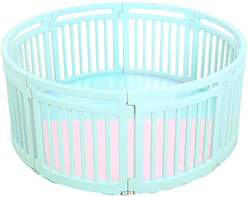 Why Should You Buy Fence LHY- Baby Playpen Round Plastic Guard Easy to Install Suitable for Babies/C...