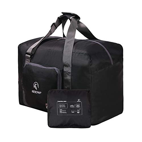 REDCAMP Foldable Small Duffle Bag for Men and Women